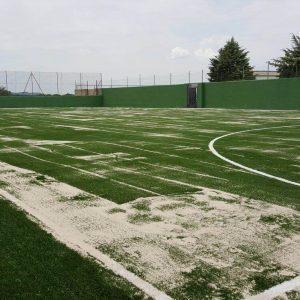 campo multideporte, pistas multideportes, canchas multideportivas, construcción de campo multideporte