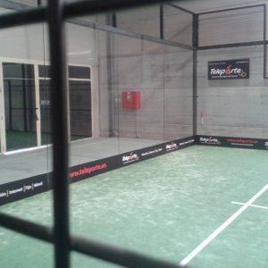 Padel Indoor Cáceres, pistas de pádel en Cáceres