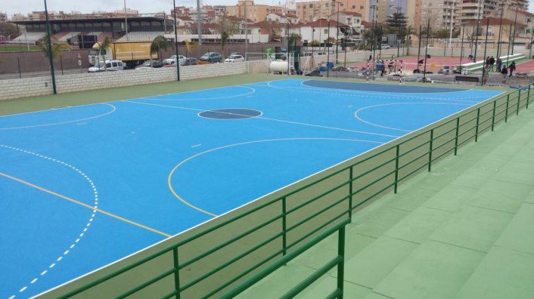 Construcción e instalación de pavimentos deportivos