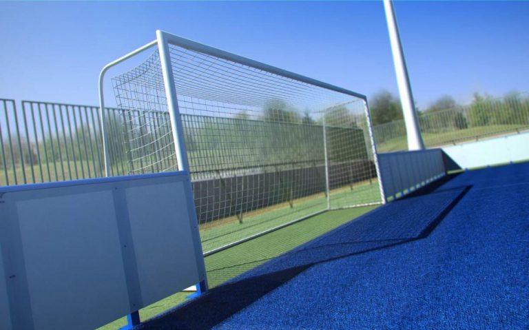 Pistas de fútbol: Medidas, pavimentos, diseño e instalación