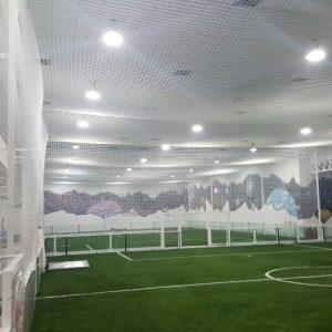 Fabricante de canchas de fútbol indoor