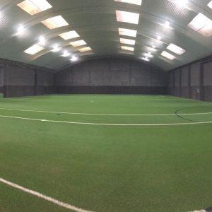 Empresa de instalación de campos de fútbol de césped artificial