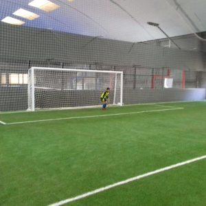 Campo de fútbol de césped artificial, fútbol indoor