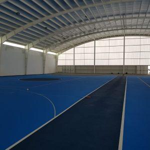 Pistas de pavimento en Miajadas, Empresa de pavimentación de pistas deportivas