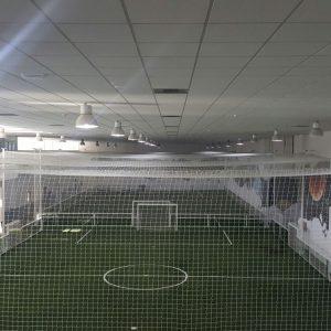Construcción de campo de fútbol de césped artificial a un precio barato