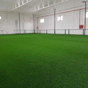 Empresa de construcción de campos de fútbol de césped artificial, campo de fútbol indoor