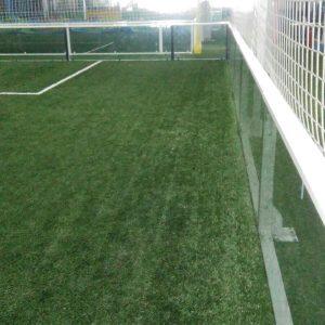 Fabricación de canchas de fútbol indoor