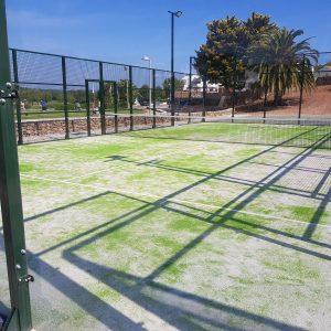 Pistas de Pádel Menorca, fabricante de pistas de pádel